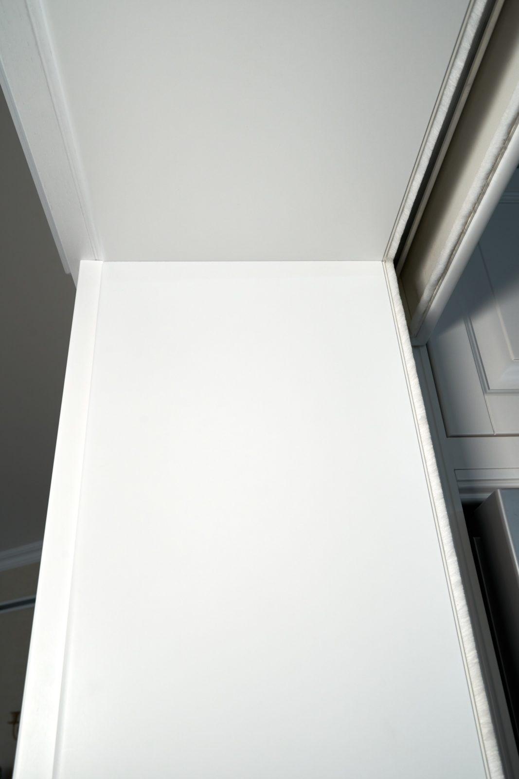 uși culisante în perete